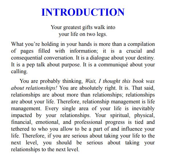 Relational Intelligence by Dharius Daniels